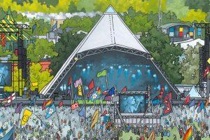 Glastonbury 50th Anniversary