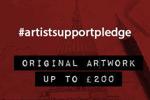Original Artworks for Sale #artistsupportpledge
