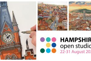 Hampshire Open Studios 2020 (by appointment)