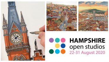 Hampshire Open Studios 2020