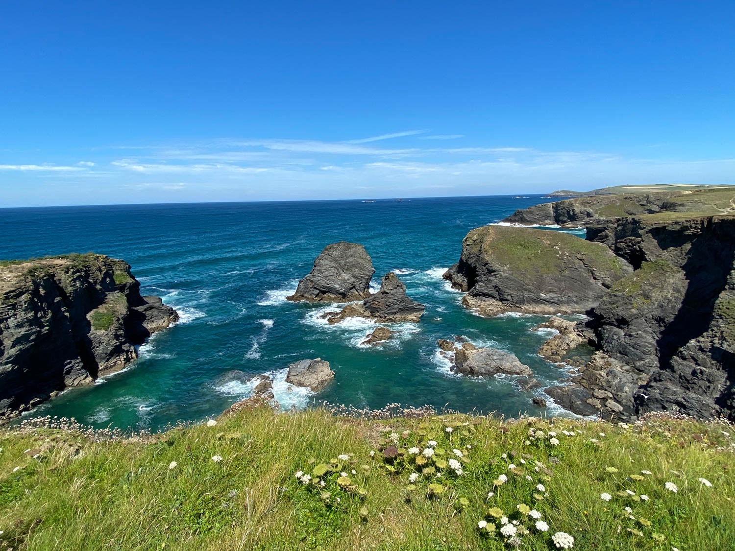 Monday Inspiration - Porthcothan Walks
