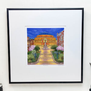 Royal Albert Hall Limited Edition Print