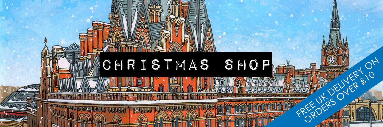 Christmas Shop Banner