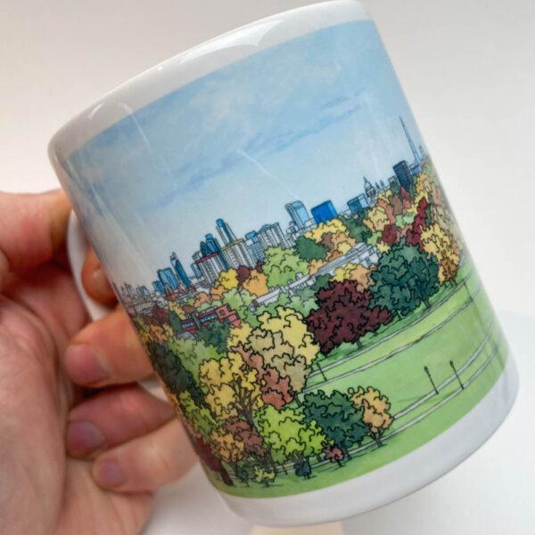 Primrose Hill Coffee Mug