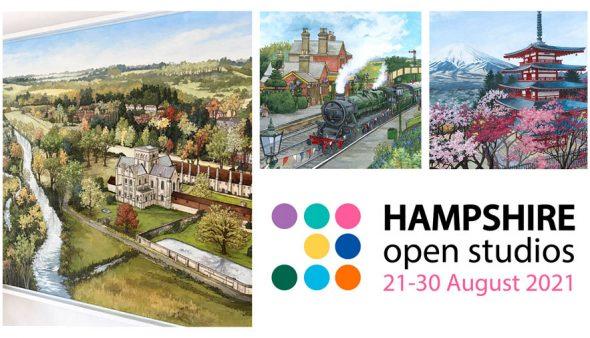 Hampshire Open Studios 2021