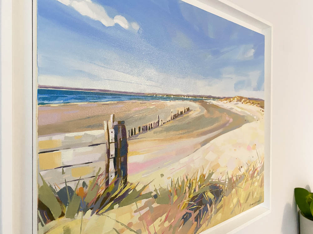 East Head, West Wittering by Emma Lowres