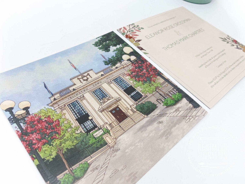 Wedding Invitations - Personalised Stationery