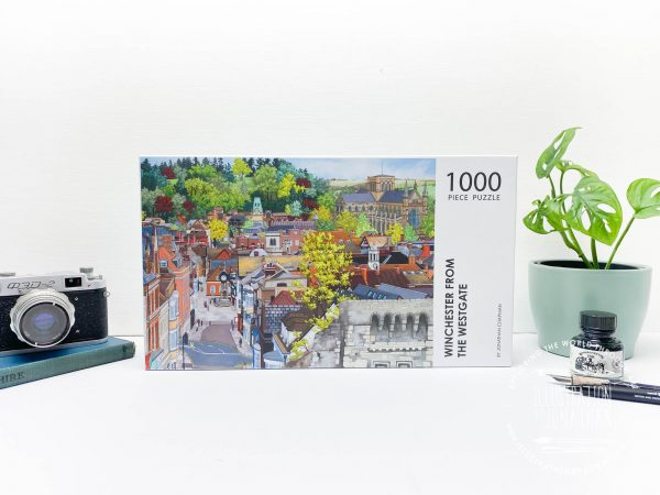 Winchester From The Westgate Puzzle