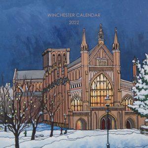 Winchester Calendar 2022 Cover Design