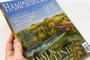 On the Cover – Hampshire Life Magazine